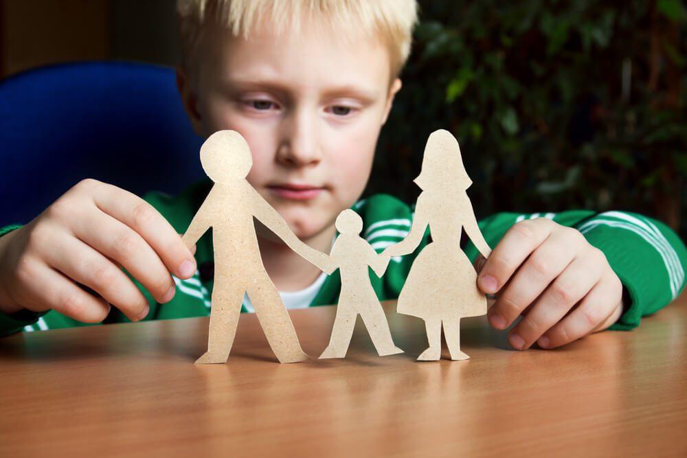 how alcoholic parents affect child development